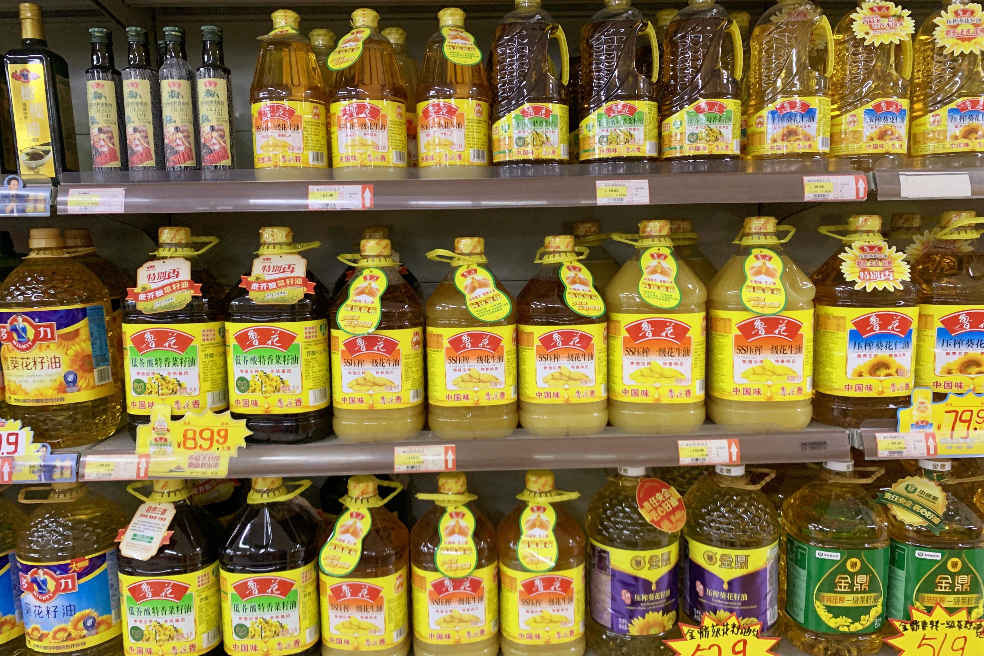 超市7种食用油选购指南,烹饪时别乱用,选对油炒菜香,油烟少