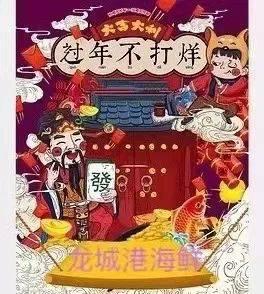 龙城港春节不打烊,同创娱乐,比起海边还要实惠