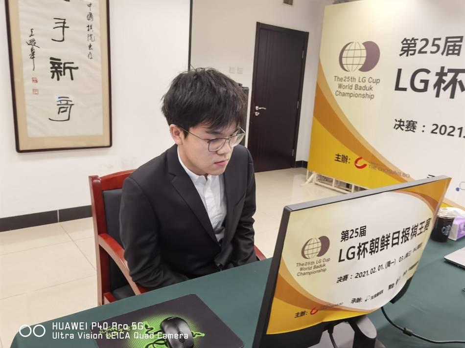柯洁曾谈到状态下滑问题:清华学业繁重 放假后练棋_决赛