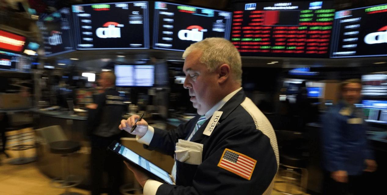 """德意资本:市值蒸发1670亿美元,美股""""持股""""集体跳水"""
