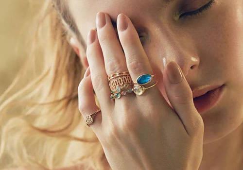 日系珠宝饰品中的时尚潮流