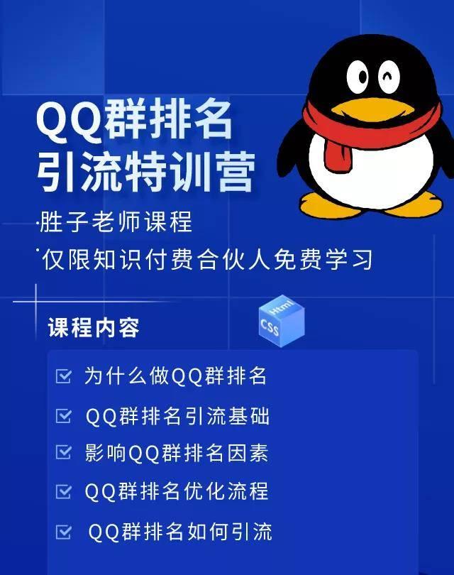 圣子QQ群排引流,一群被动收入1000
