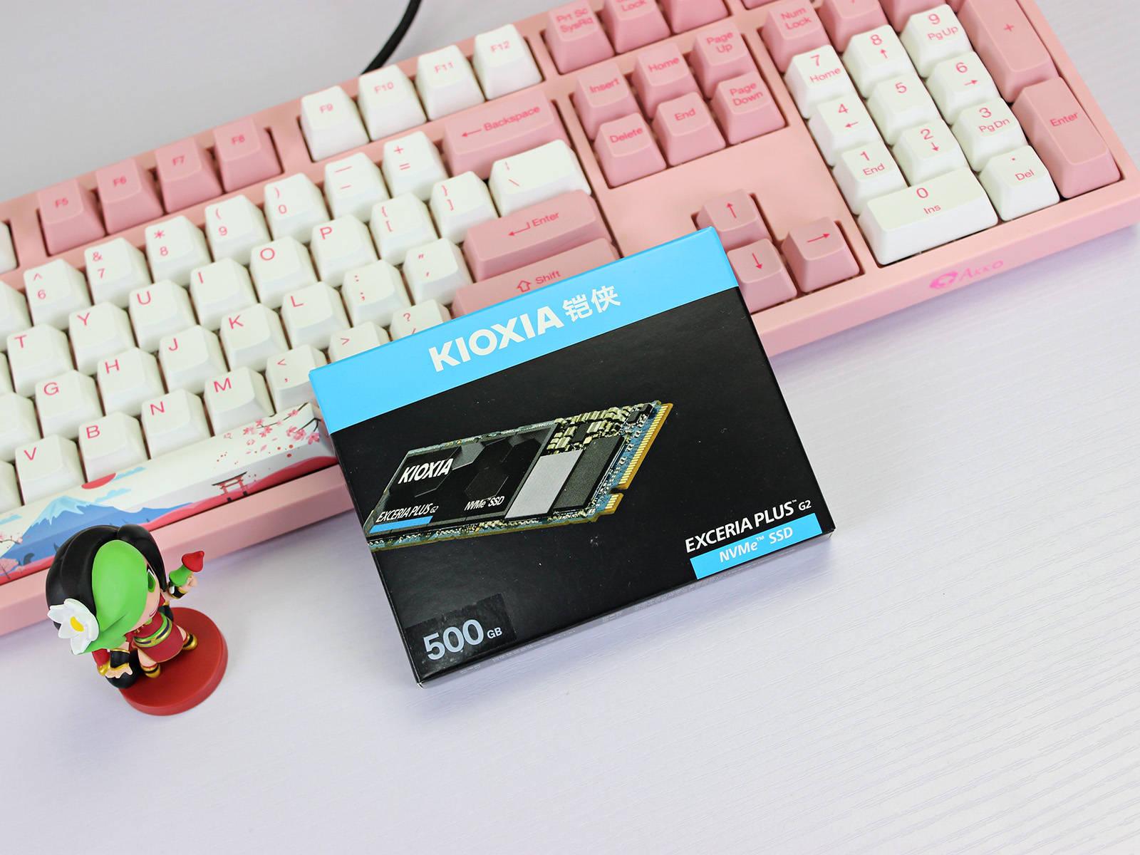 铁甲夏(原东芝内存)RD20固态硬盘,成功取代国产降速盘