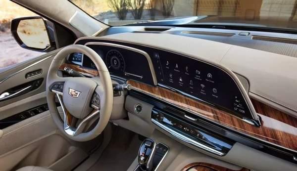 凯迪拉克将引进一台巨无霸,车长超5.7m配6.2L V8动力