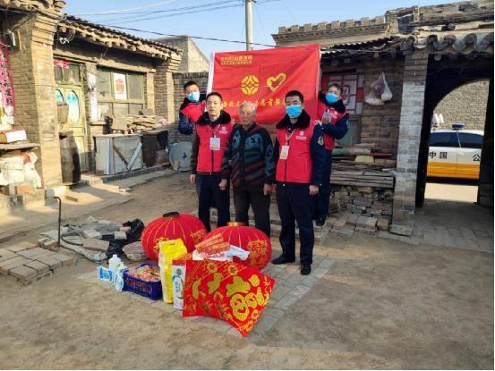 忻州北高速公路管理有限公司路政三中队党支部志愿队主题党日活动