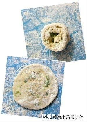 家常小油饼,只要记住这几点,你做的饼也能柔软多层,做法还简单