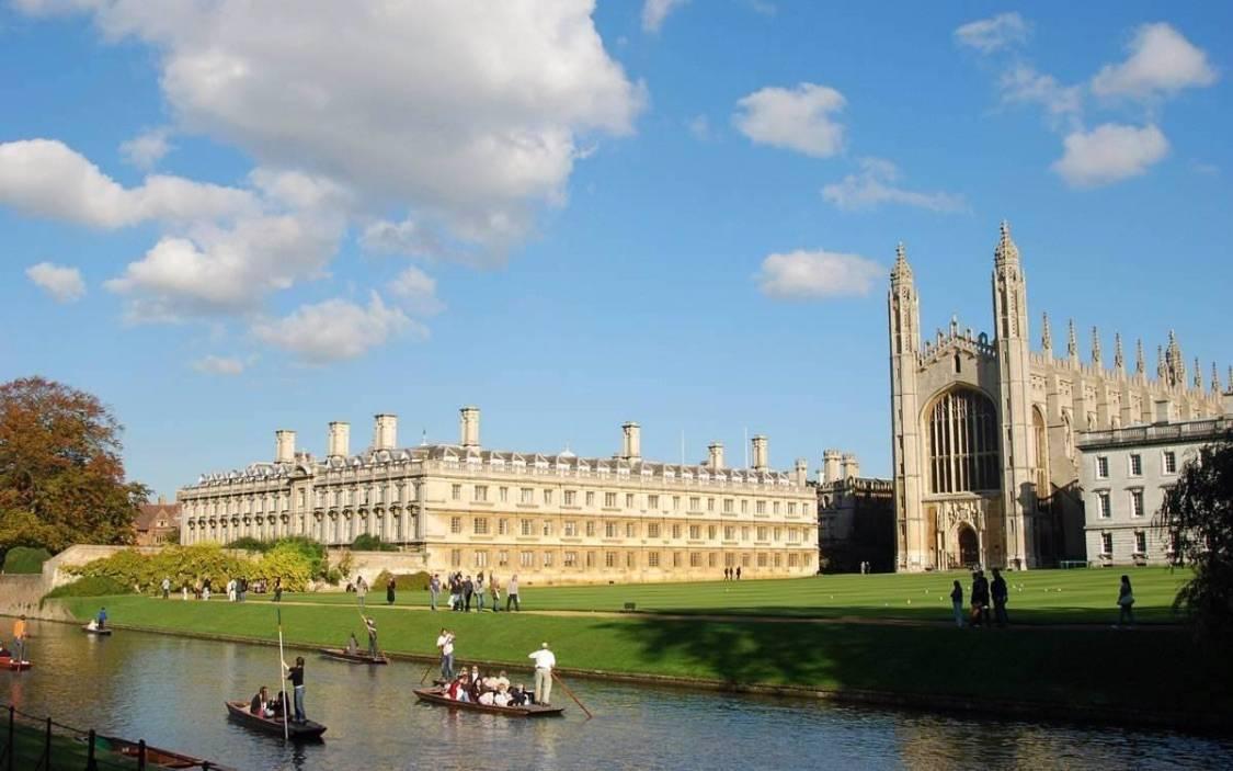 重磅发布最近5年计算机专业排名最高的英国大学!剑桥全英第一!