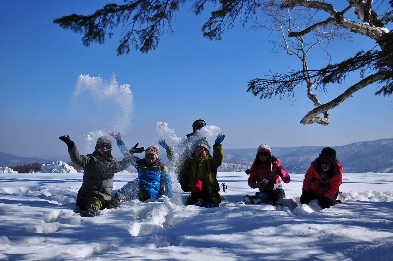 原创             一路向北 感受北极村零下40℃的冬天 赴一场雪域童话之旅