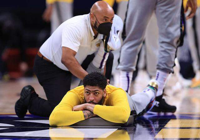 原创             戴维斯出现第9种伤病,或缺战数月,篮网记者:跟杜兰特情况类似