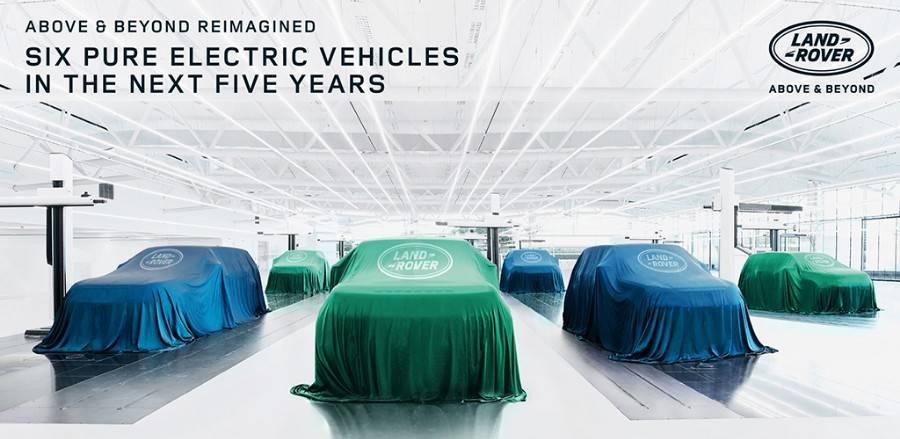 十年全面电动化,瞄准净零碳排放,捷豹路虎发布全新战略_虎将