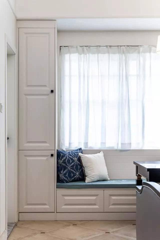 121㎡新房装修,简洁、大方的美式风设计,完工后的效果特别棒!