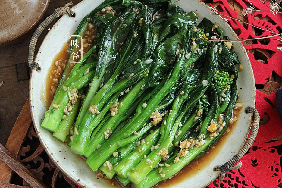 春节过后,广东人都爱吃这菜,爽脆可口,比大鱼大肉受欢迎