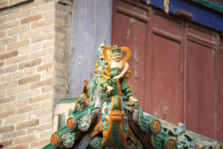 """山西有个小县城,被大家叫做""""华人老家"""",藏有众多国宝级的古迹  第16张"""