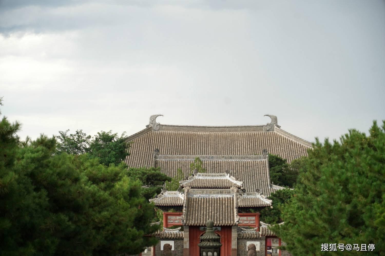 辽宁不起眼的小县,却见证着辽王朝的辉煌,还可看到中国第一佛殿  第5张