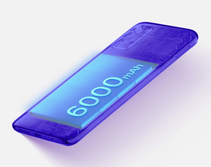 原创             仅1099元,6GB+128GB+6000mAh大电池,它已成目前最热销千元机