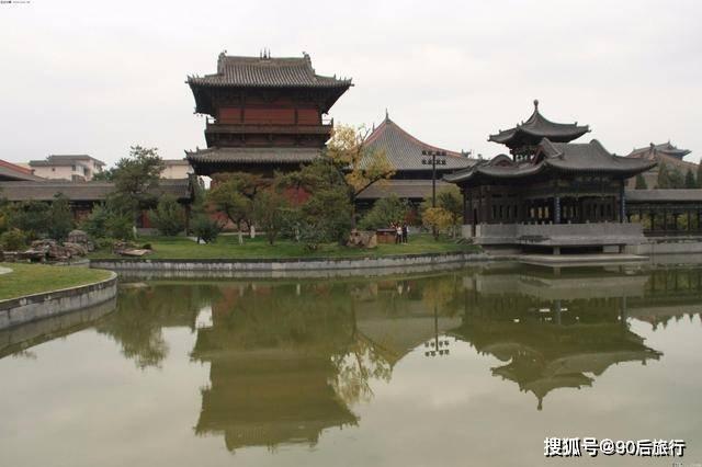 「千年古刹善化寺」:触摸尘封岁月,见证千年的云中郡