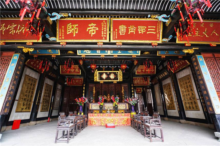 福建这个古镇人文荟萃,一门四进士,宗祠里还有皇帝送的牌匾