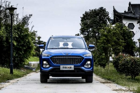 大众汽车中国首台SMV全新思豪X8