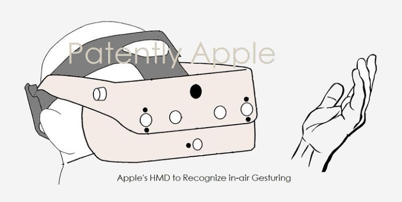 苹果MR头显有多个摄像头,可连接MAC、iPhone、iPad及游戏主机