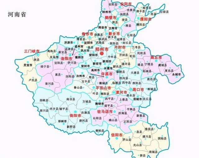 河南发布2021年重点项目名单,1371个项目,总投资达4.4万亿