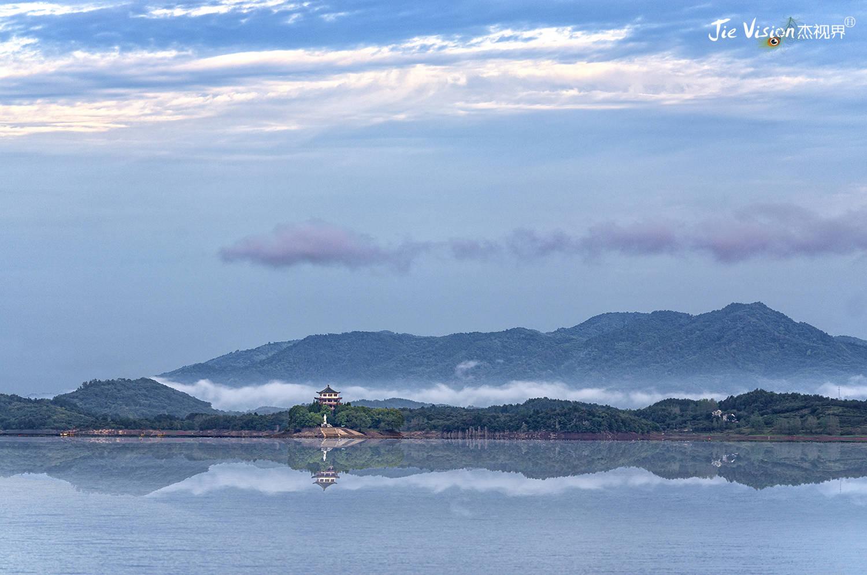 原创             60年前的壮举 中国用30年建8万座水库 走进万佛湖聊往事