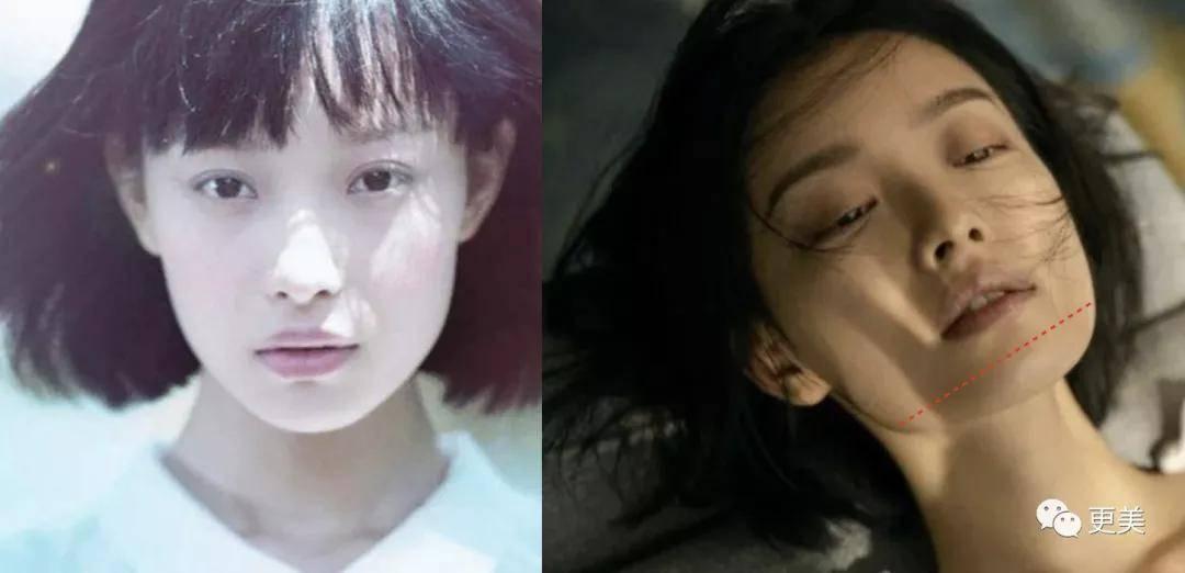 """第一""""人工甜妹""""变芒果脸?侧颜虐过欧阳娜娜,发生了啥…"""