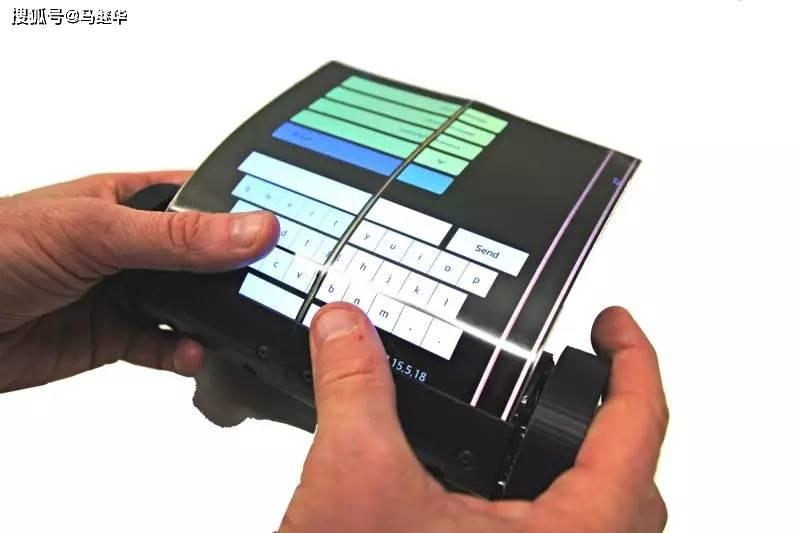 折叠屏手机:朕,有本上奏