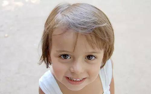 宝宝的六龄齿 六龄齿是口腔中萌出最早的恒牙
