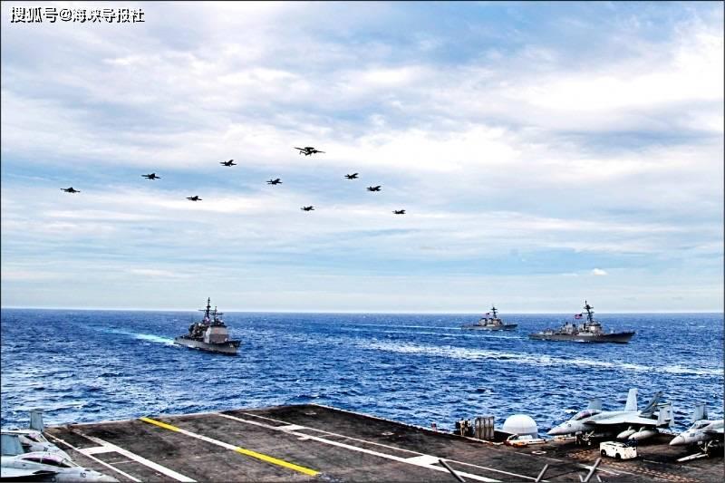 台湾学者称:陆美两大强权南海角力,台应找国际合作因应潜在威胁