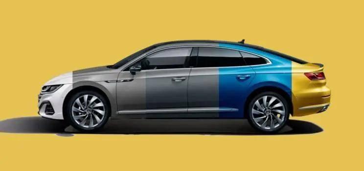 大众CC推出定制版!福特新的中型和大型SUV将推出