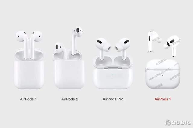 新 AirPods 3 实物曝光,或将下月发布