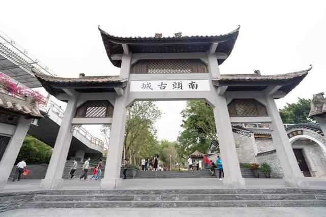 原创             深圳市中心竟然藏着一座古城,有1700年历史,现改造成网红街区