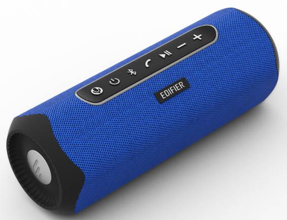 原创             便携蓝牙音响,让你带着音乐去旅行!