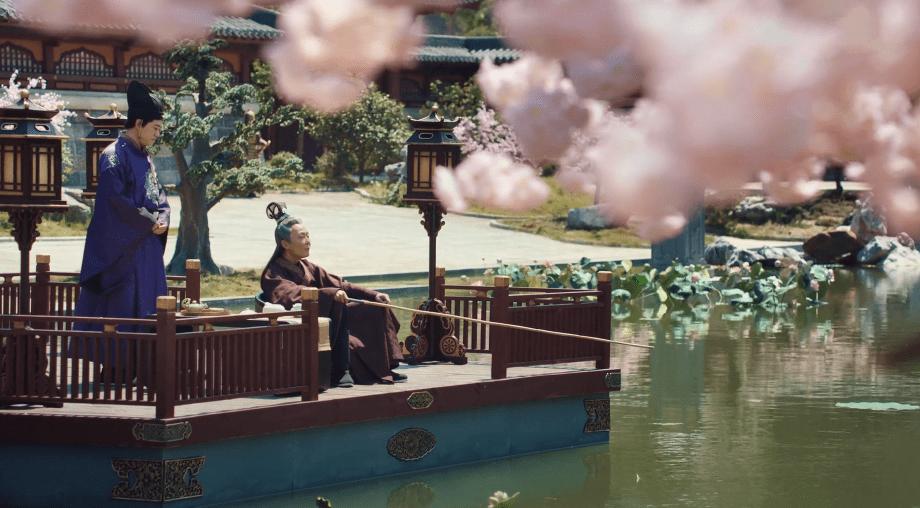 """赘婿:周喆召回秦老想搞平衡,但秦老扔出""""王炸""""迫使他改变套路"""