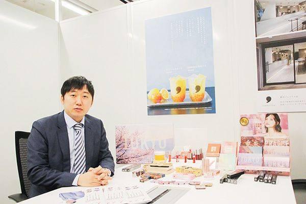 中国彩妆品牌的日本市场开拓者