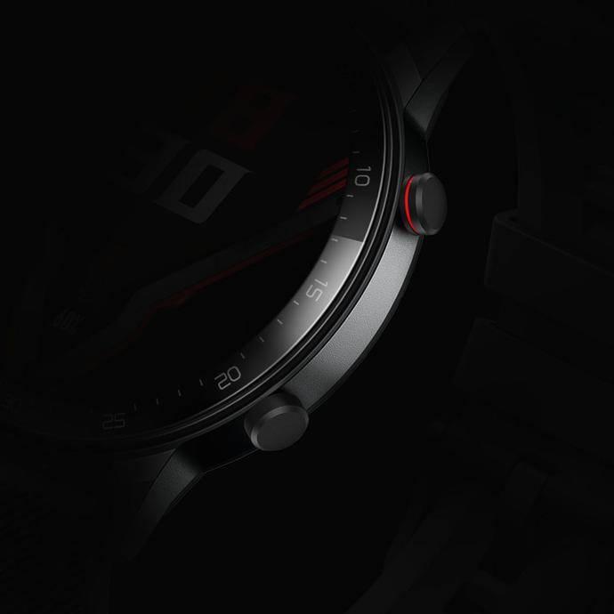 红魔手表渲染图曝光 圆形外观设计+支持血氧检测 与新机一起发布