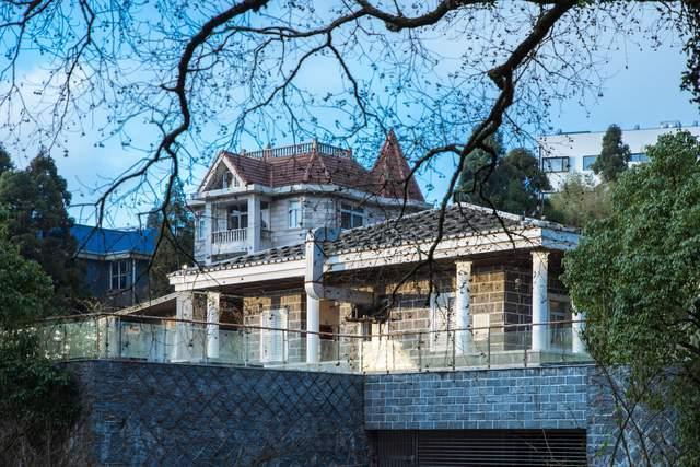 原创             福州的高山之巅,藏着许多有百年历史的建筑,不用门票免费参观!