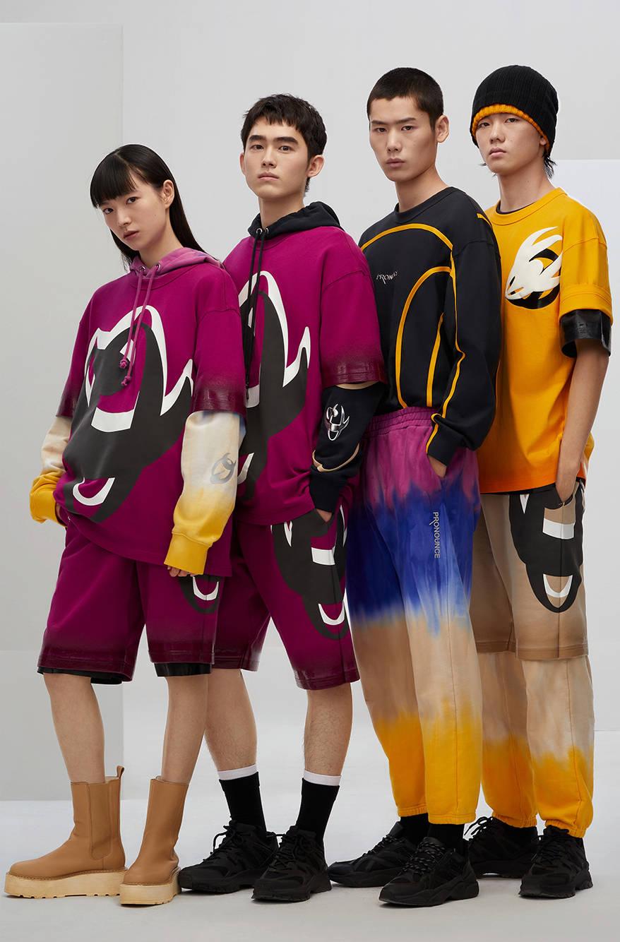 不破不立 無畏定義 H&M攜手中國設計師先鋒品牌PRONOUNCE推出聯名系列