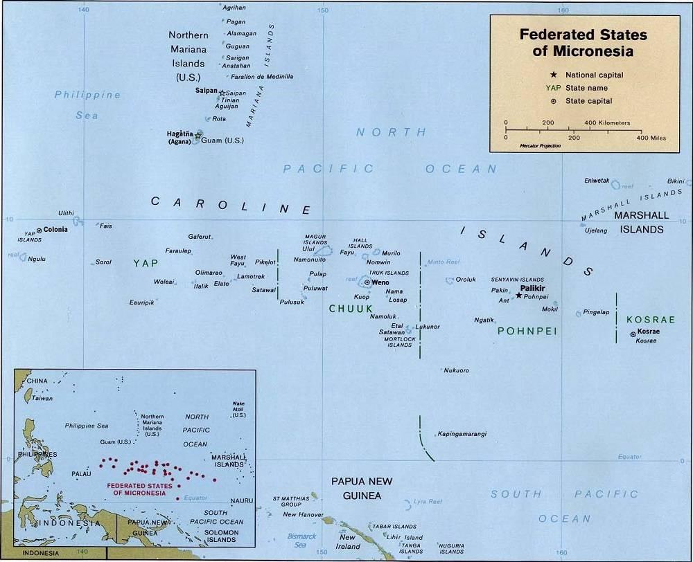 """美国在大洋洲最忠实的""""小弟"""",由美军保卫国家,年年靠美援生存"""