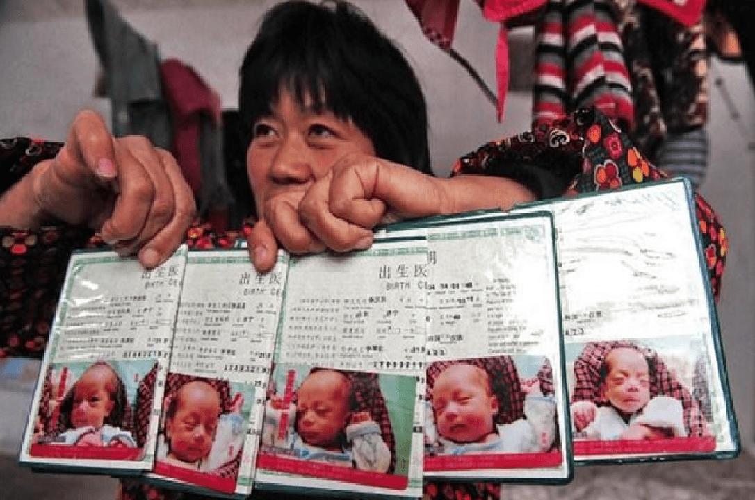 """我国首例""""5胞胎""""长大了!原以为是一件喜事,父母却越来越担忧"""