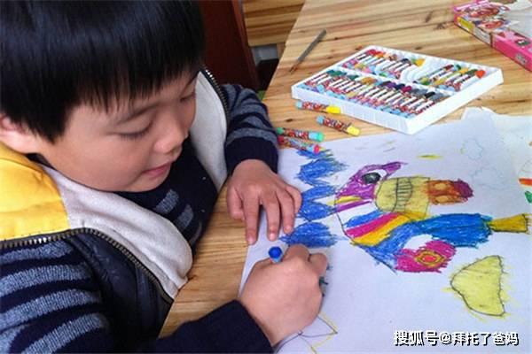 如果孩子偏爱这种颜色,极有可能是抑郁了!你家娃喜欢哪种颜色?