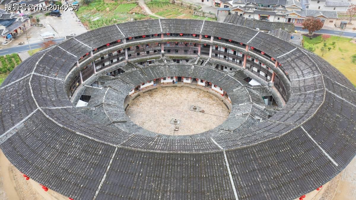 福建这座土楼花30年时间建成,列入世界遗产,游客却不多
