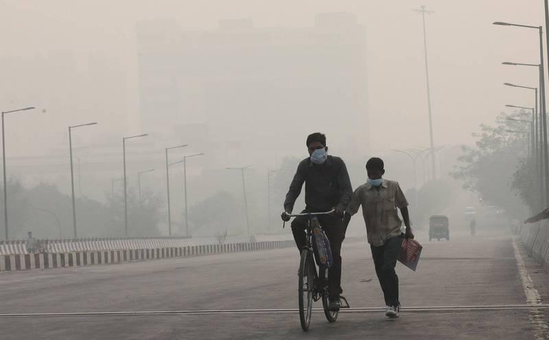 最新研究:印度连空气也出现塑料污染