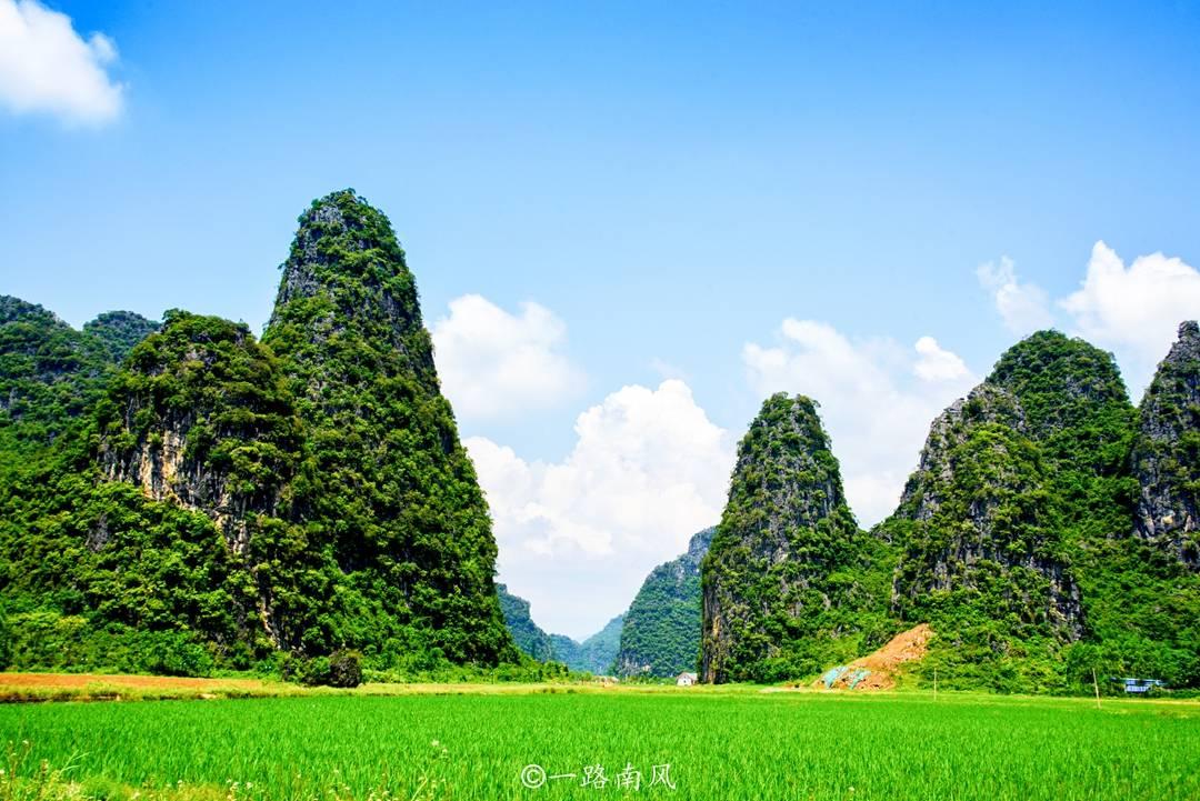 广西贺州,中国首个全域长寿市,这三个冷门景区景色优美少人知