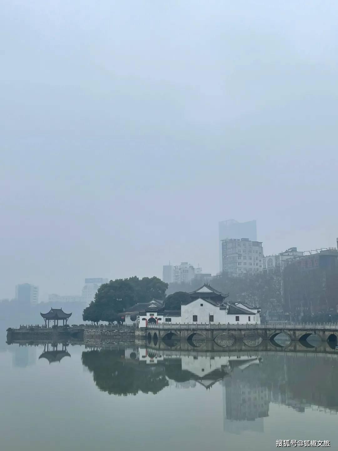 城市漫游 | 襟江带湖 九江秀色可揽结