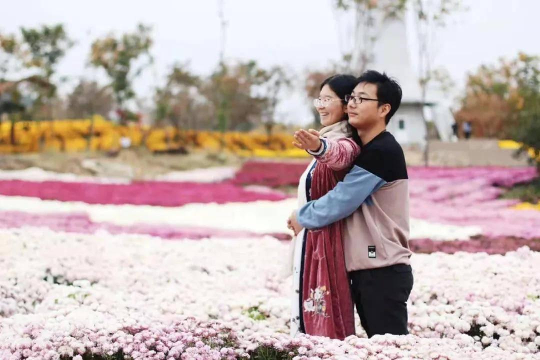 蚌埠禾泉小镇:最佳情侣打卡地,满满的都是浪漫气息!