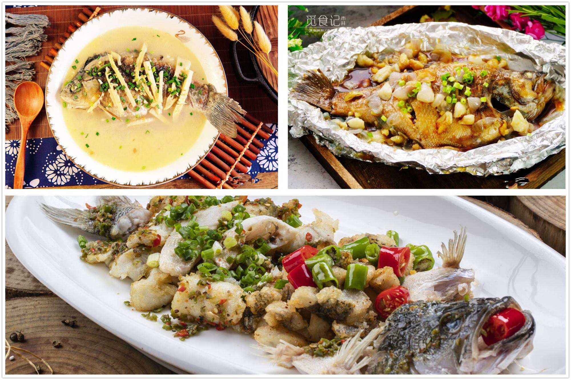 """早春,这3种鱼不懂吃亏了,肥美肉质细腻,鲜美""""到家了"""""""