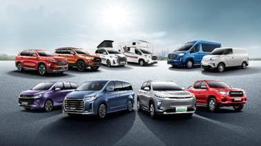 IG今日-上汽大通今年前两个月累计销量 同比劲增97%
