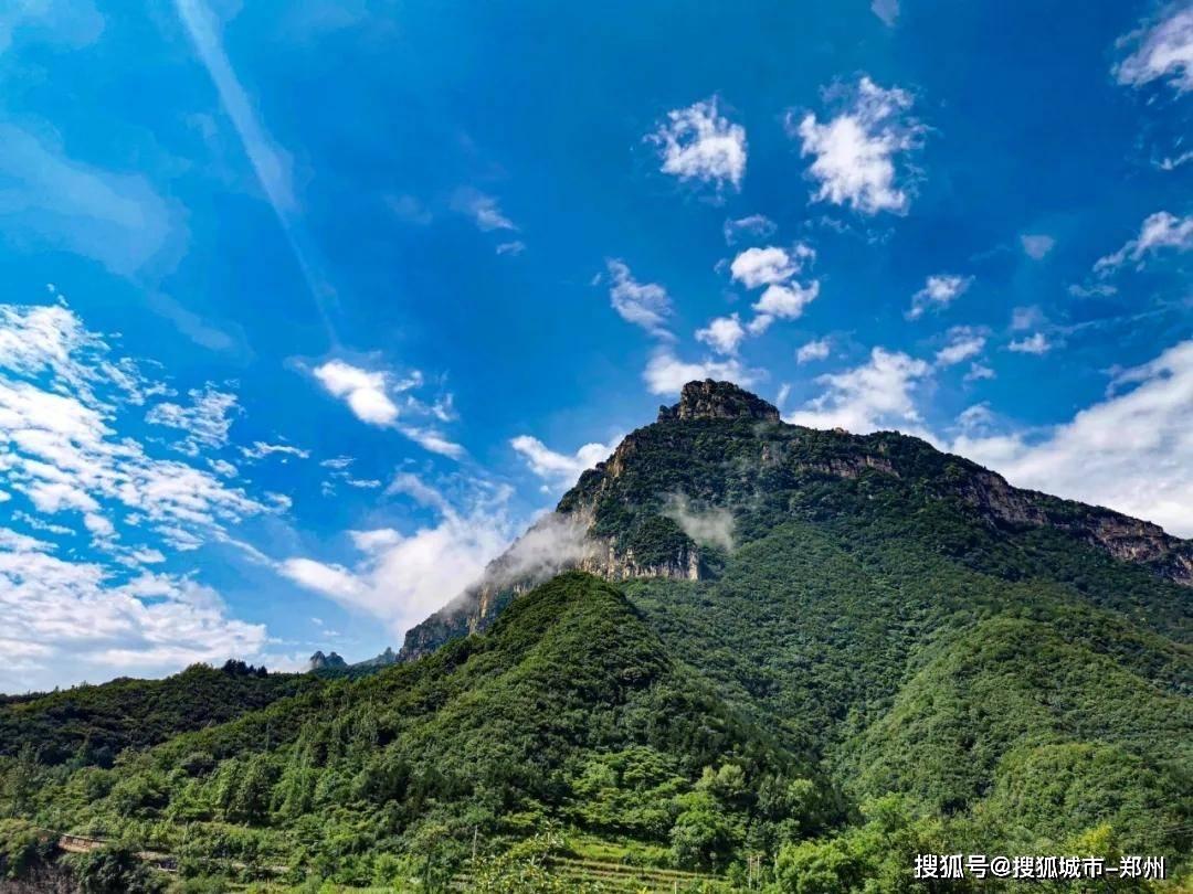 清凉一夏,去太行大峡谷的尽享盛夏时光!