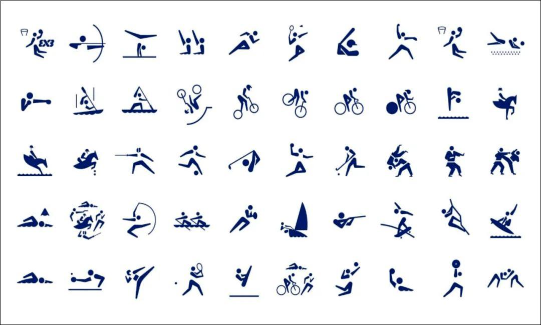 日本设计中心推出280个旅游图标,很有特色!